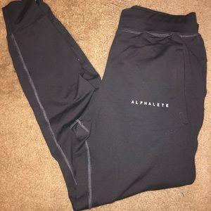 Alphalete men's premium joggers
